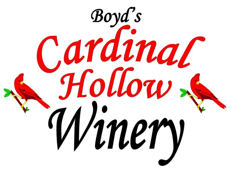Boyd's Cardinal Hollow Winery –