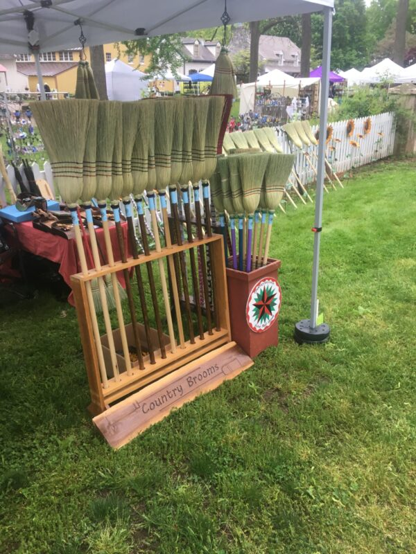 Country Brooms – V35