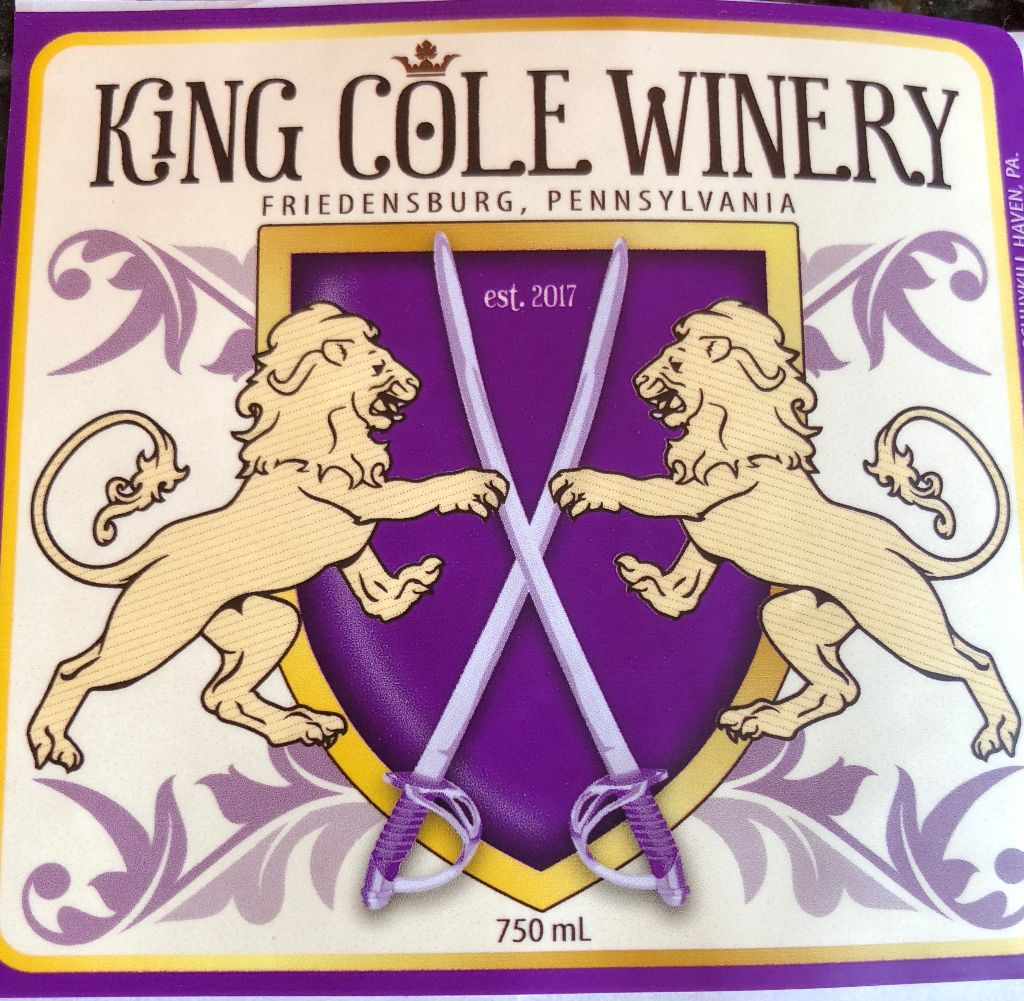 King Cole Winery – W2