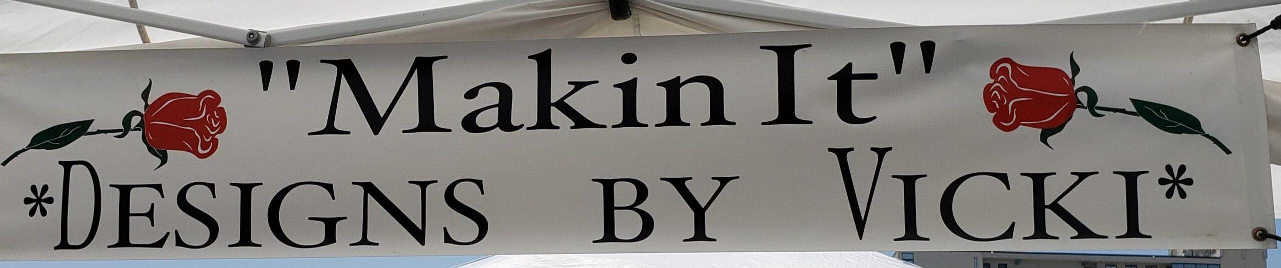Makinit Designs By Vicki – V61