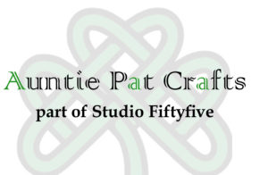 Auntie Pat Crafts – A19