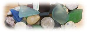 Deb Foss Stone &River Glass Jewelry – V9