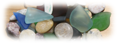 Deb Foss Stone &River Glass Jewelry – V9