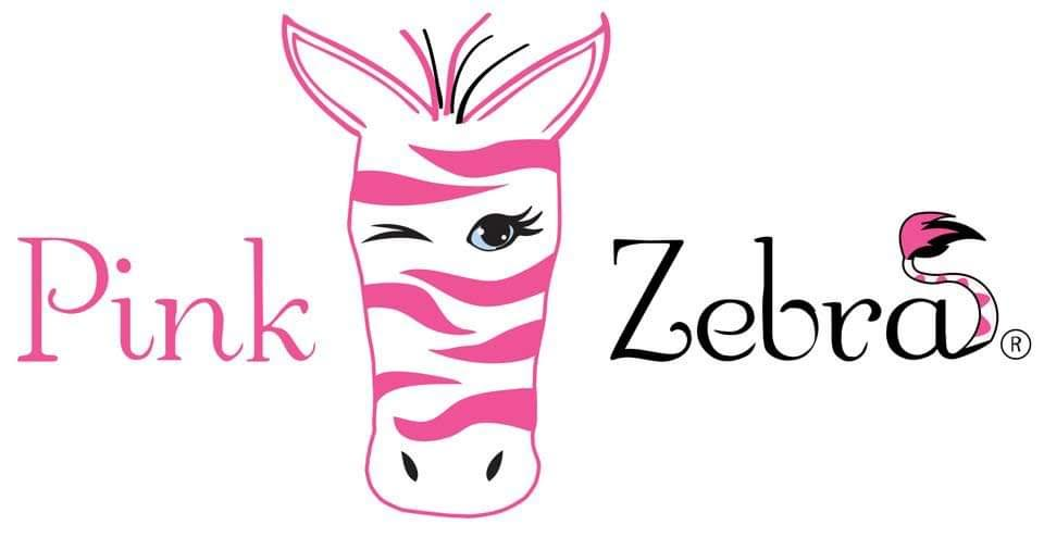 Pink zebra Sprinkles of joy with Angie – V15