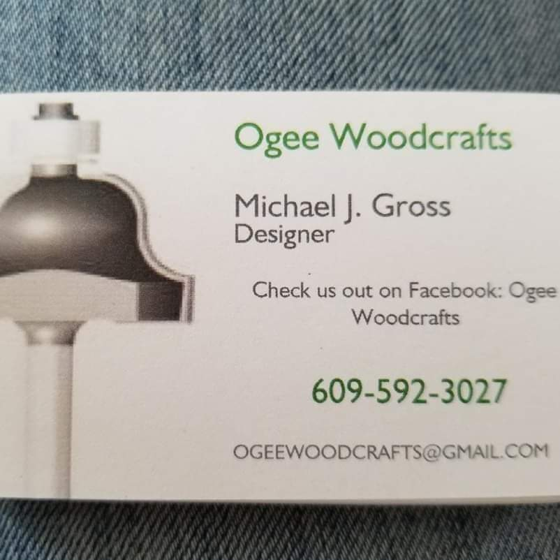 Ogee woodcrafts